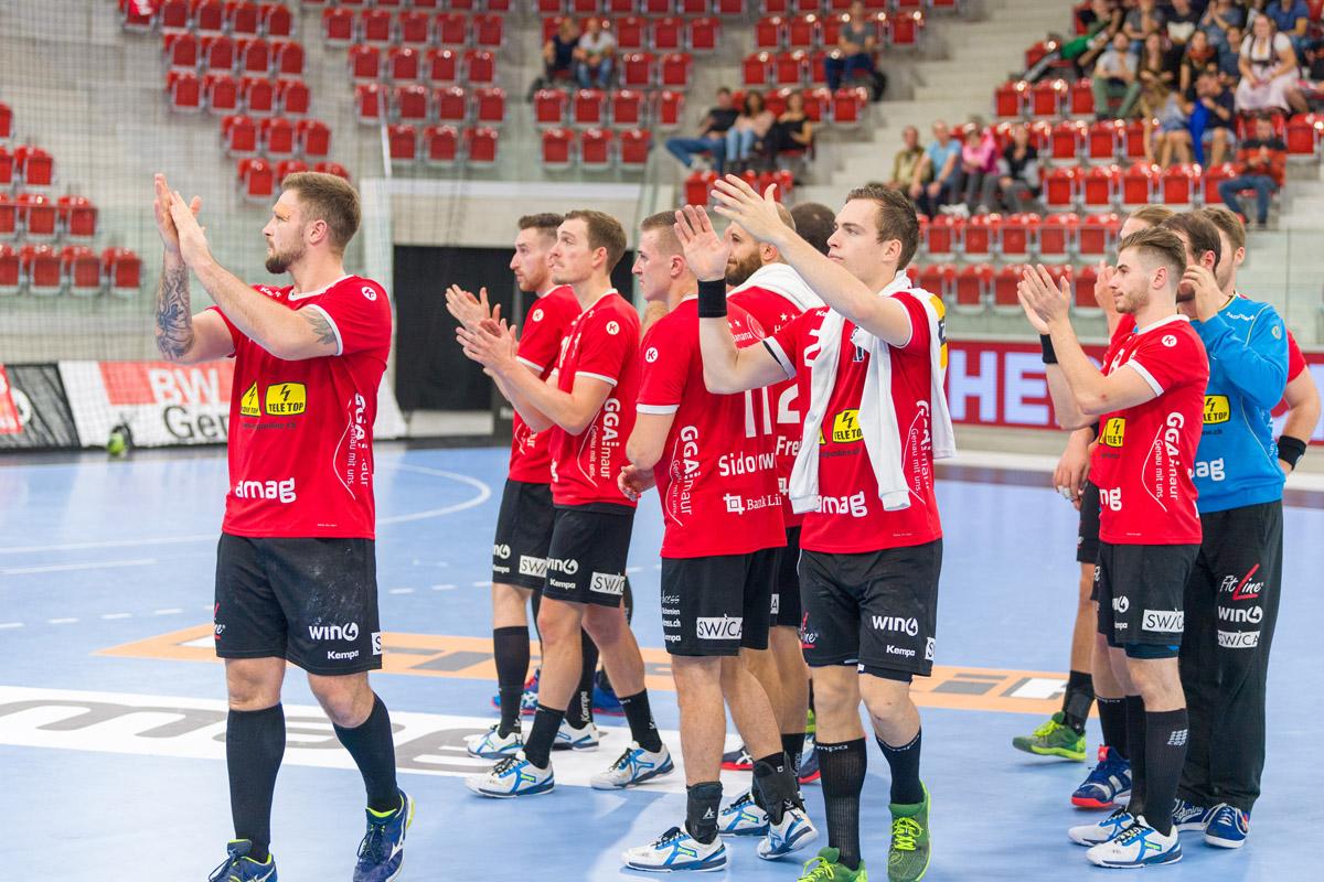 Pfadi vs_Aalborg-Handbold_Pfadi-Team_Bild Deuring