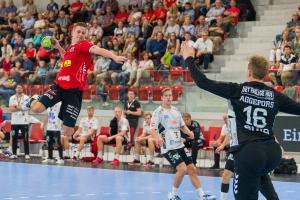 Pfadi vs_Aalborg-Handbold_Sidorowicz_Bild Deuring