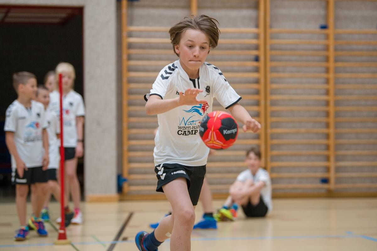 Winti-Handball-Camp