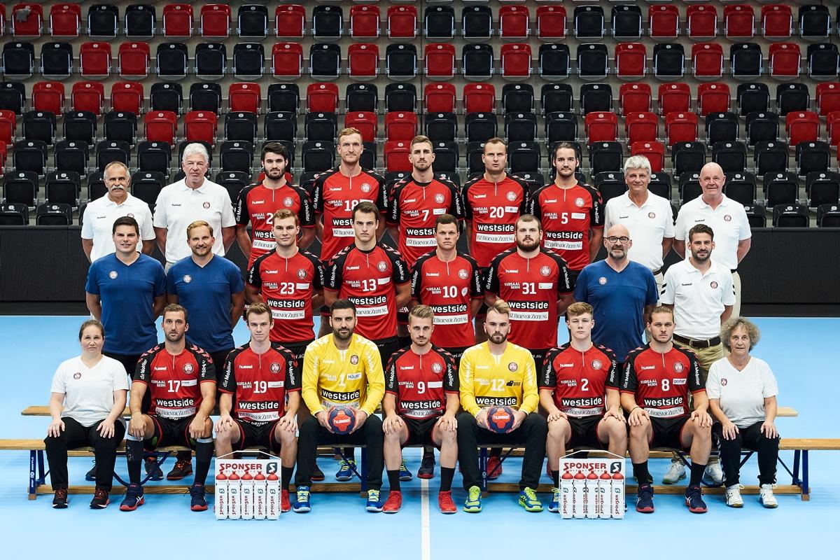 Teamfoto_BSV Bern
