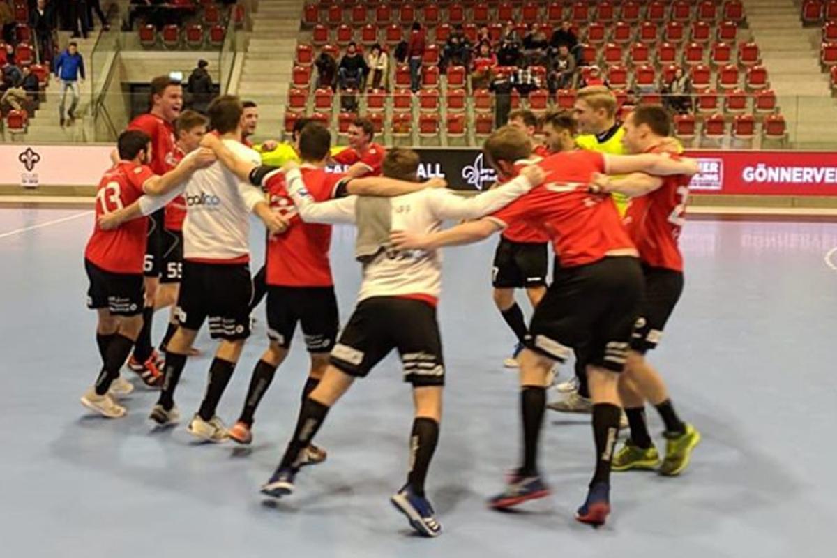 Handball Emmen_Spiel 2018