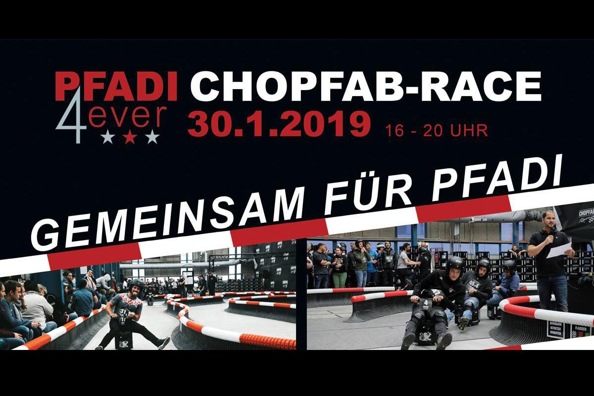 Chopfab Race