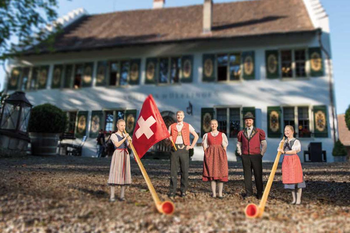 Jodlerfest 2019_Gruppe Schloss Wuelflingen
