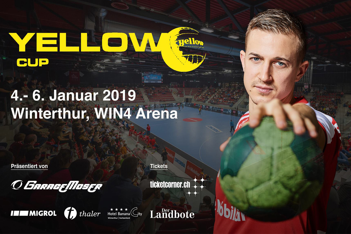 Yellow Cup 2019