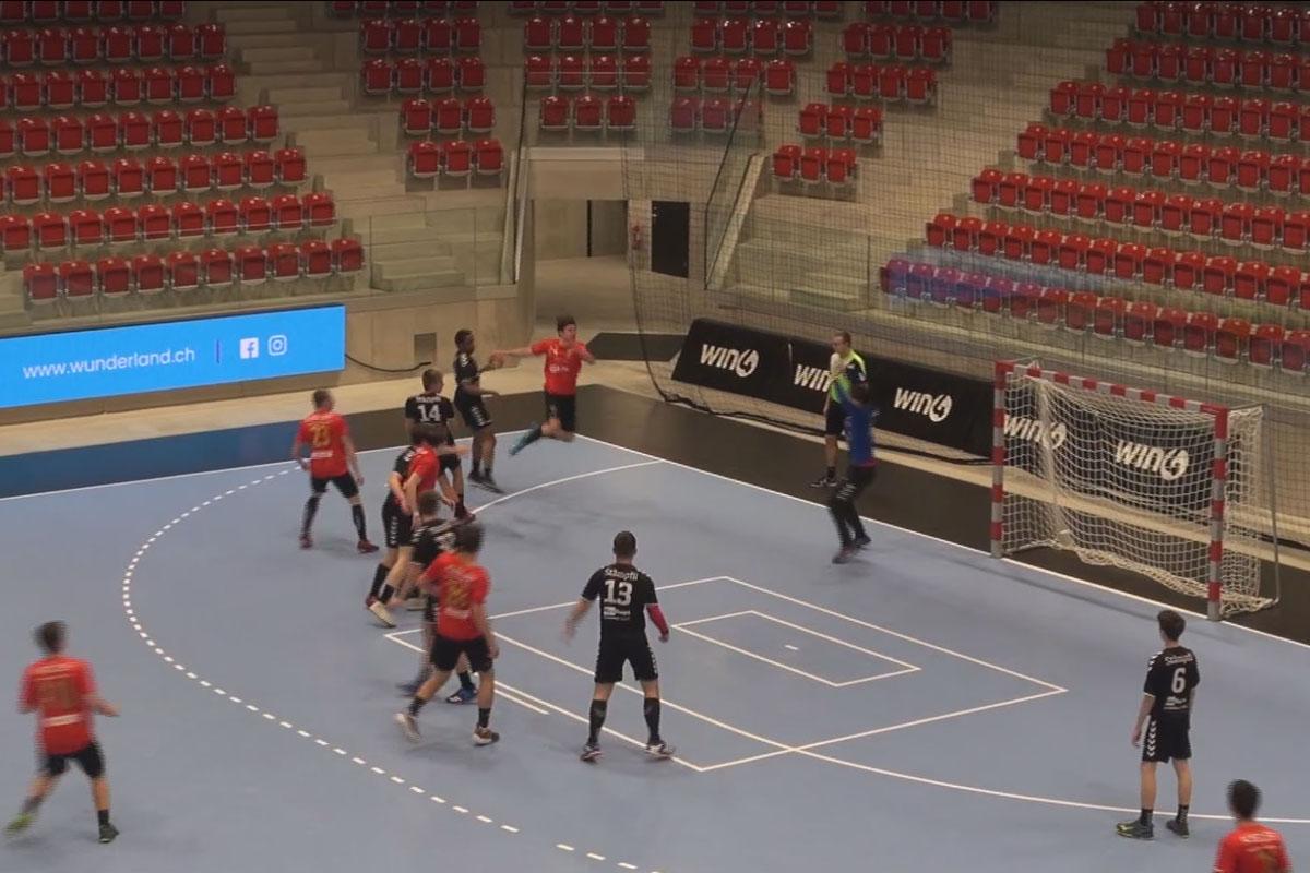 001_U19E vs BSV Bern