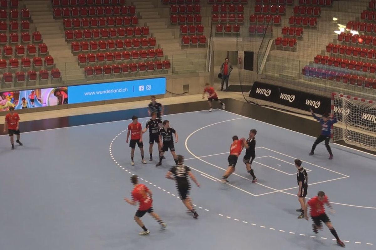 003_U19E vs BSV Bern