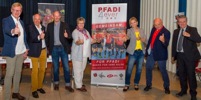 Pfadi4ever_Medienkonferenz_Team