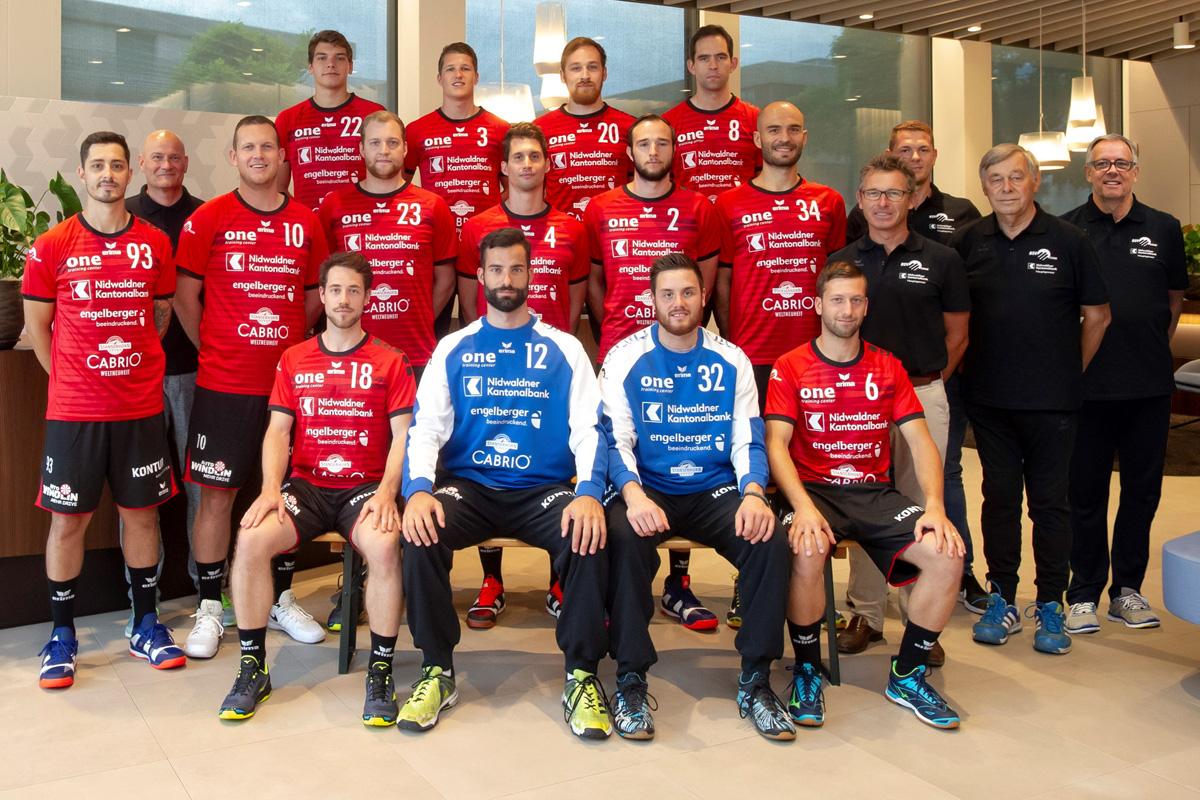 BSV Stans_Team 2018-19
