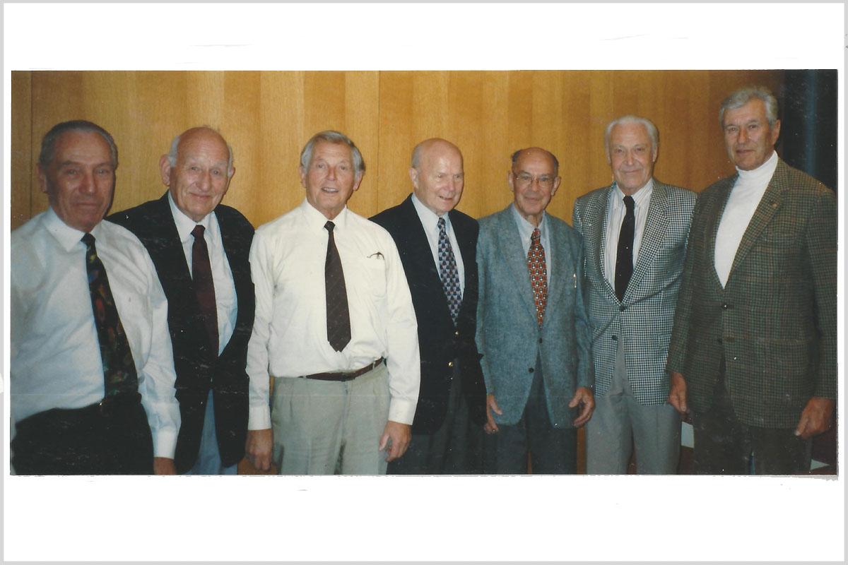Sieben Gruender 1996