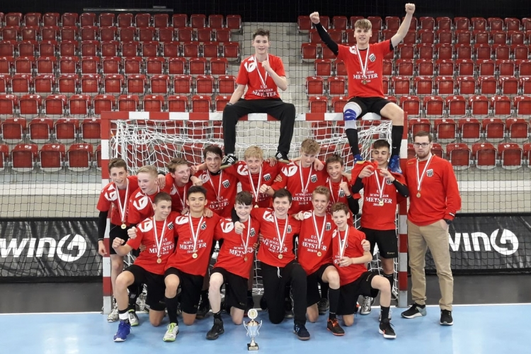 U15 Elite_Team_CH-Meister 2018-19