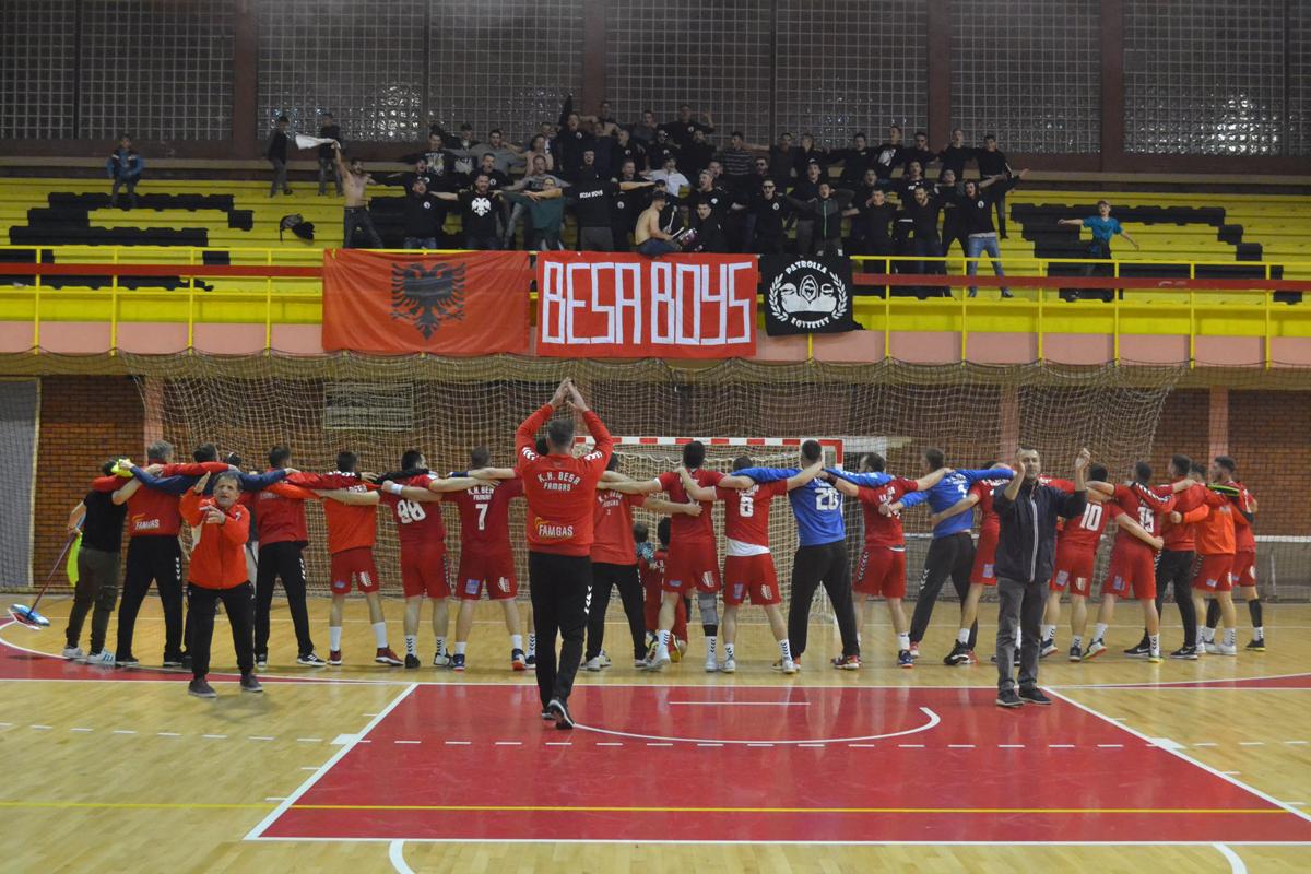 EHF Cup 2019_KH Besa Famgas_Bild 003_FB