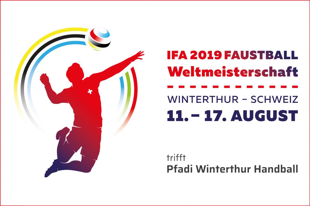 Faustball-WM trifft Pfadi