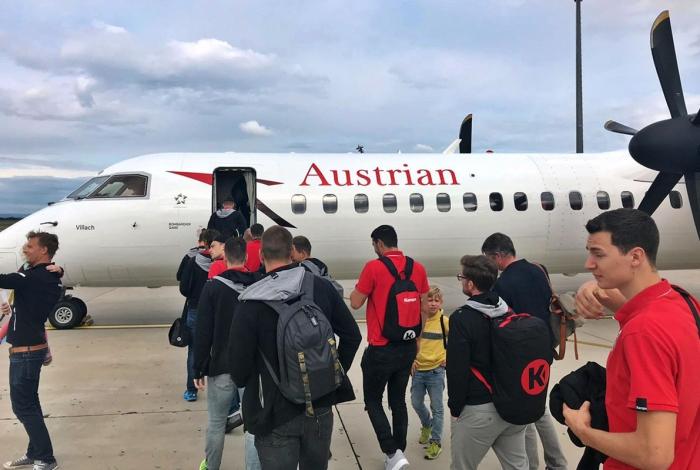 20190816_Pfadi_Flug Graz_Flughafen