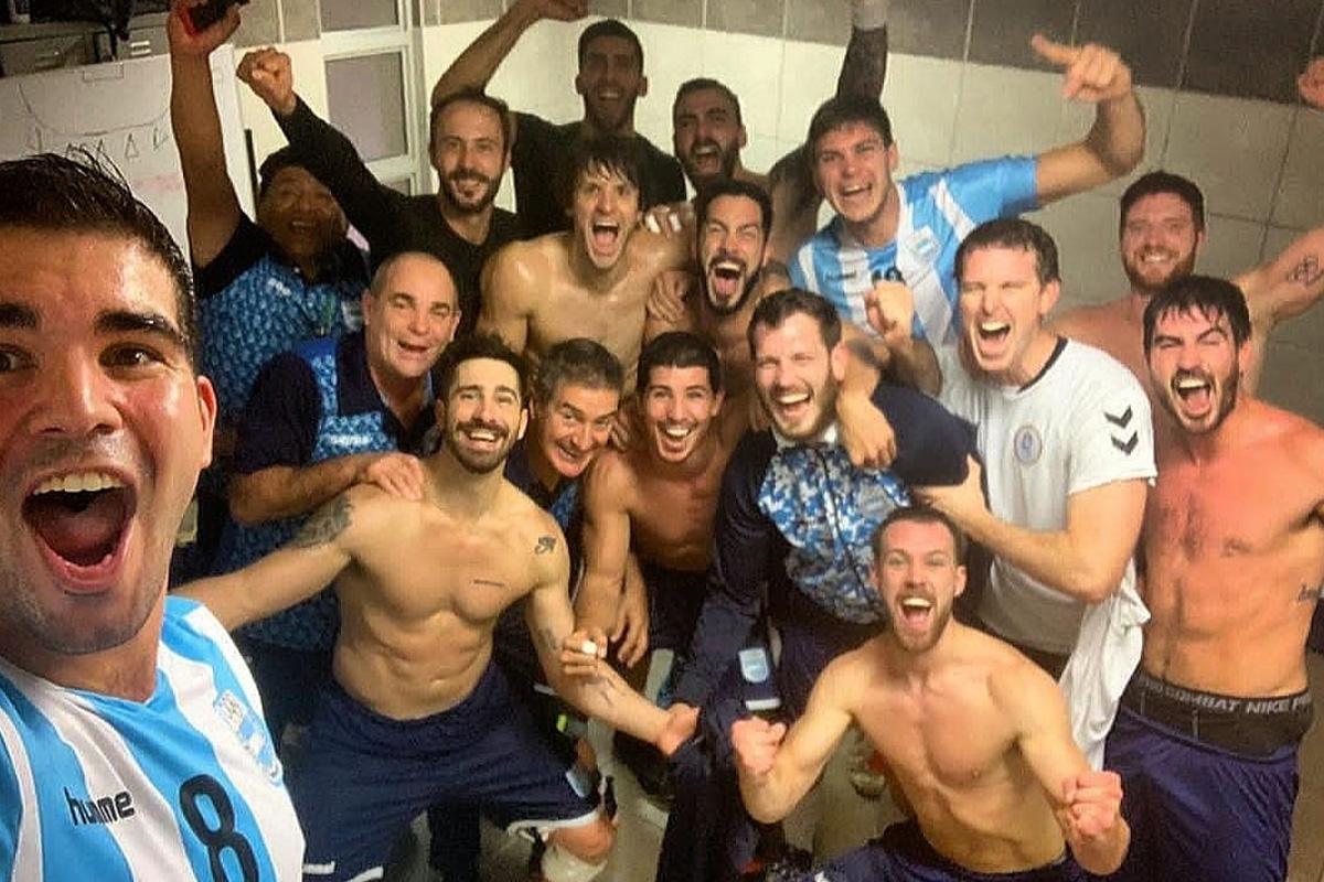 NM Argentinien_Sieger 2019_Teamfeier