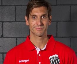 Pfadi_Winterthur_Spieler_2019-2020_Website_NLB_0002_190812_0159_Pfadi_BRUENGGER_Adrian_Trainer_deuring