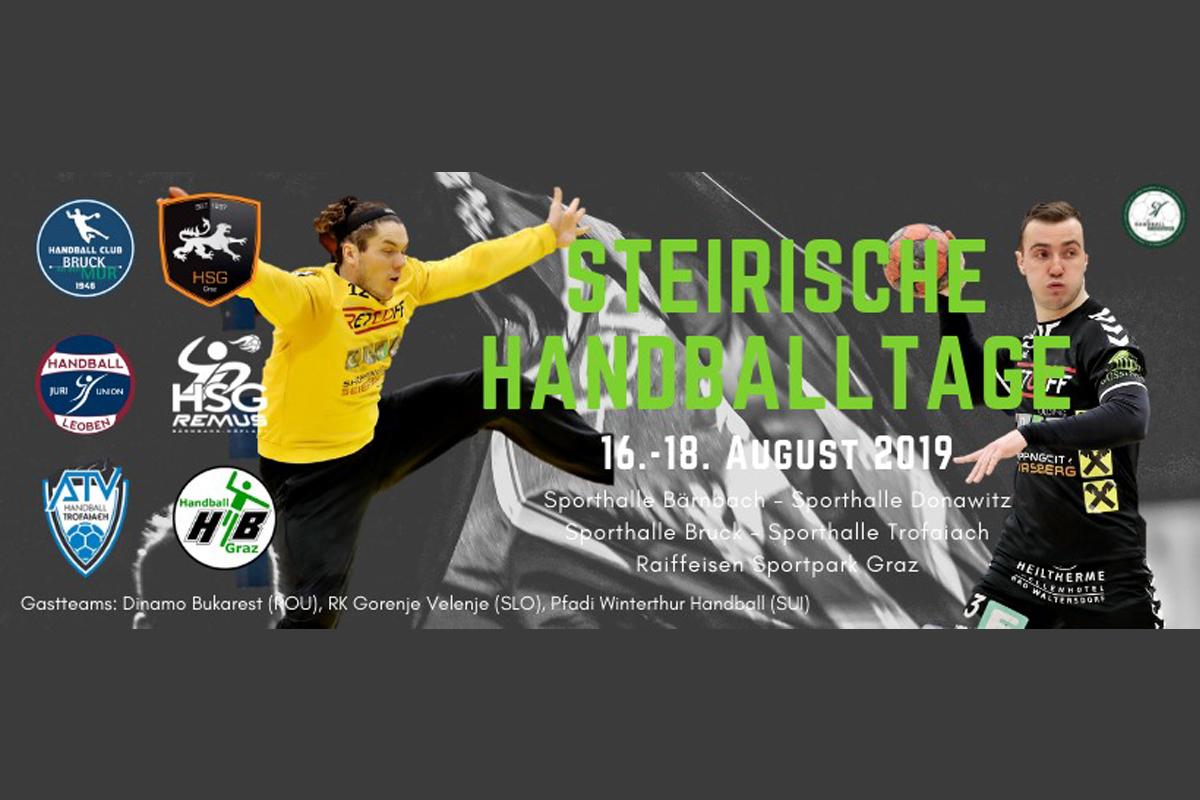 Steirische Handballtage 2019