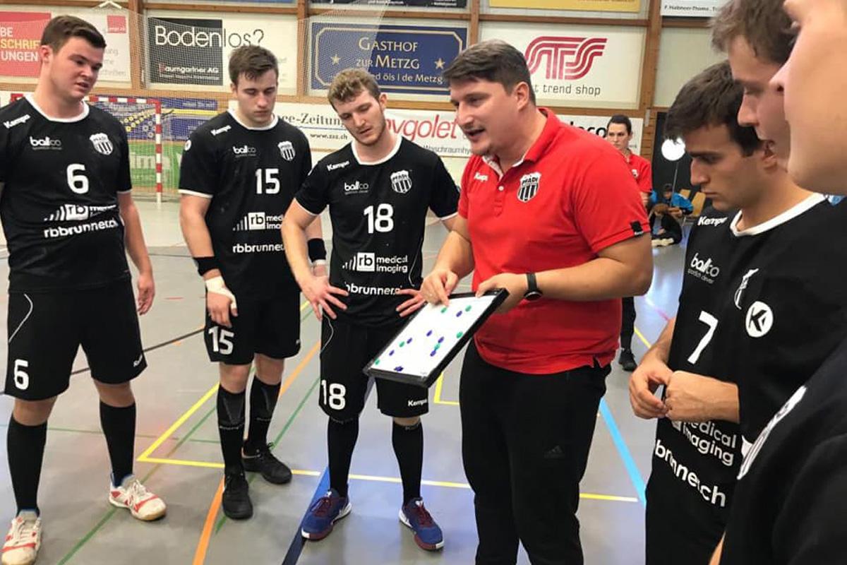 2019-09-07_Handball Staefa vs Espoirs_Timeout