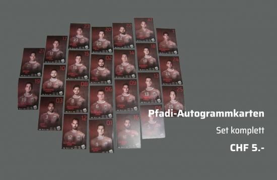 Autogrammkarten 19-20