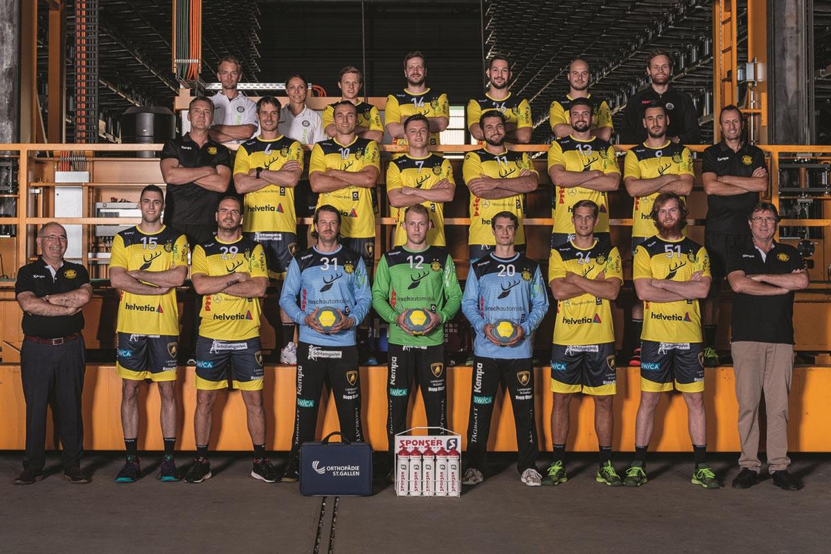 St.Otmar-St.Gallen_Team 2019-20