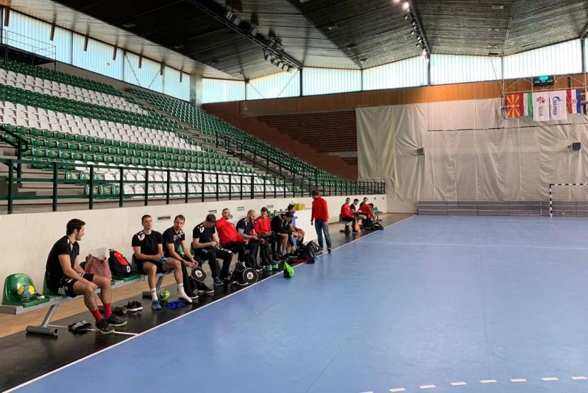 2019-10-12_HC Pelister Bitola_Training beginnt