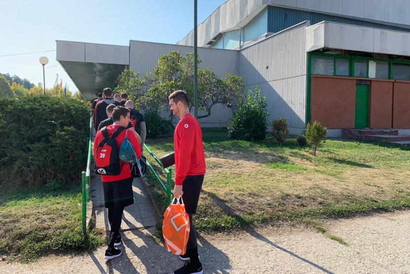 2019-10-12_HC Pelister Bitola_Weg zur Halle