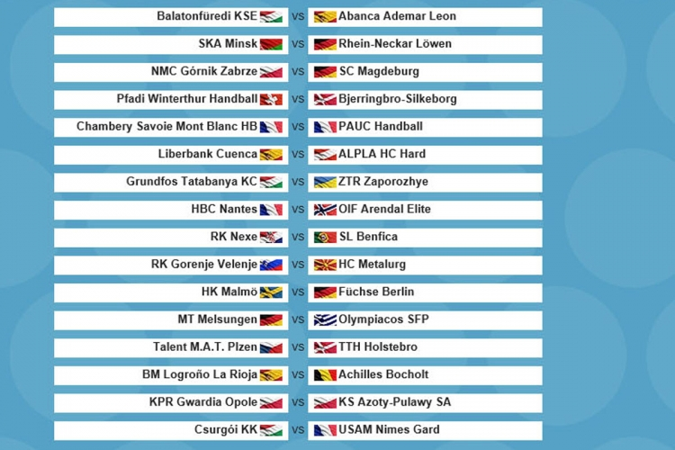 2019-10-15_Auslosung_Runde 3_EHF Cup