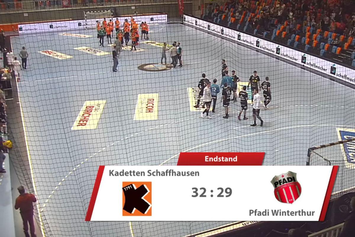2019-10-15_Kadetten vs Pfadi 32-29