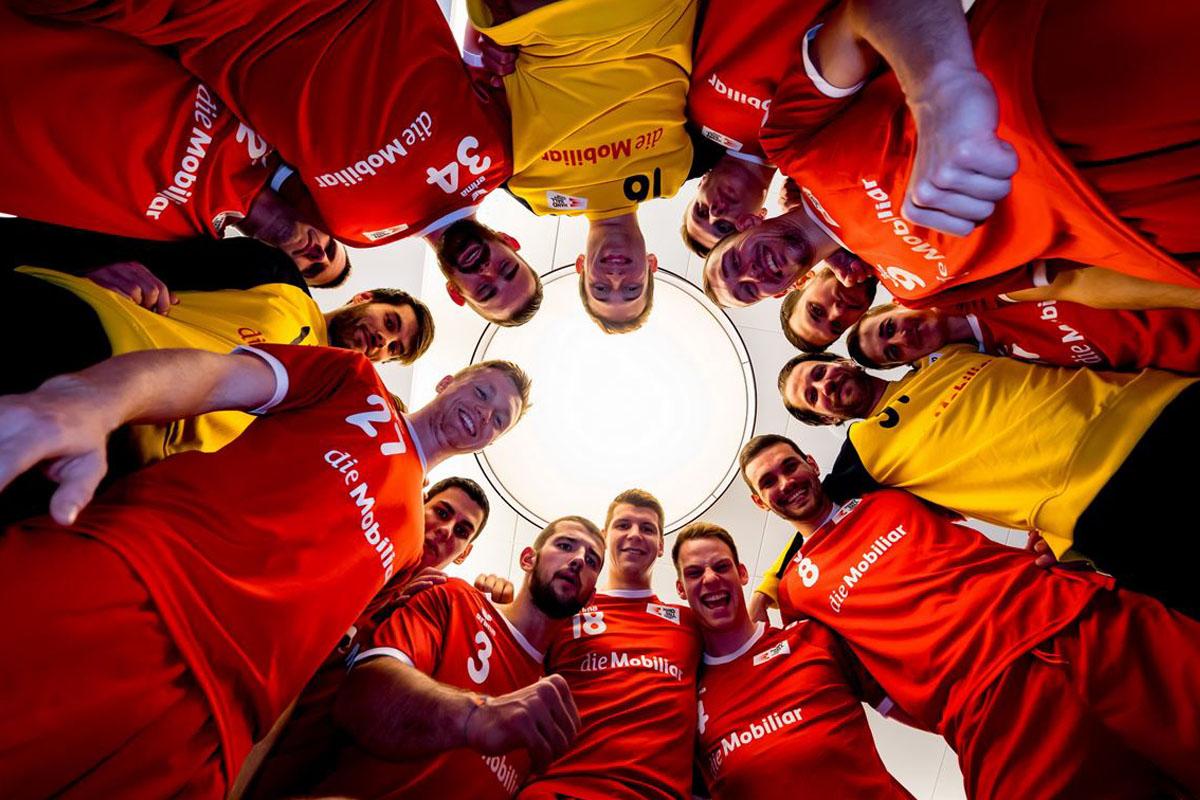 CH Nationalteam_teamwork-kampagne-2000
