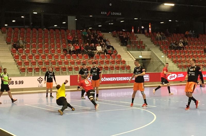 2019-10-17_CH Cup_ Espoirs vs. Kadetten_Spielsituation NLB
