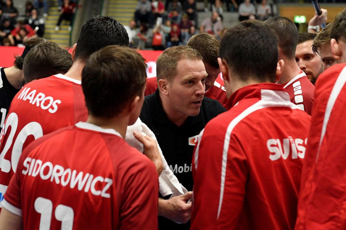 Euro 2020_Nationaltrainer Michael Suter