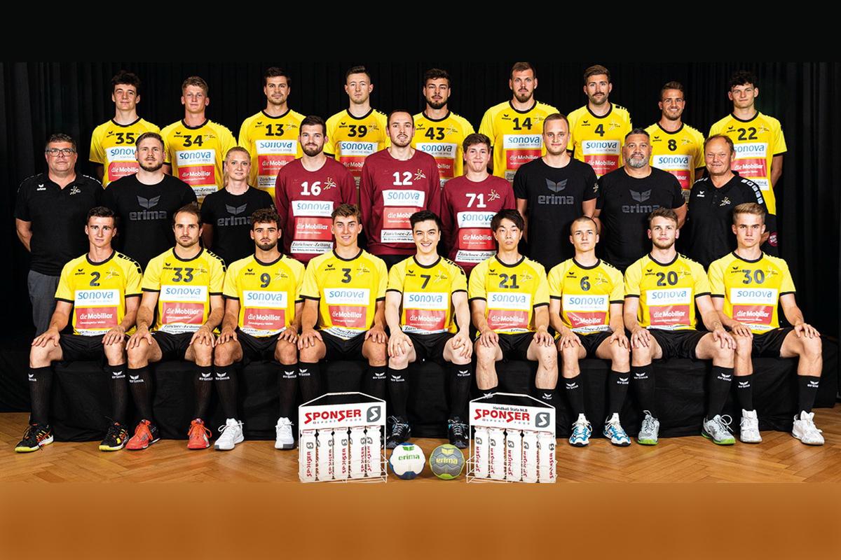 Handball Staefa_Team 2020-21