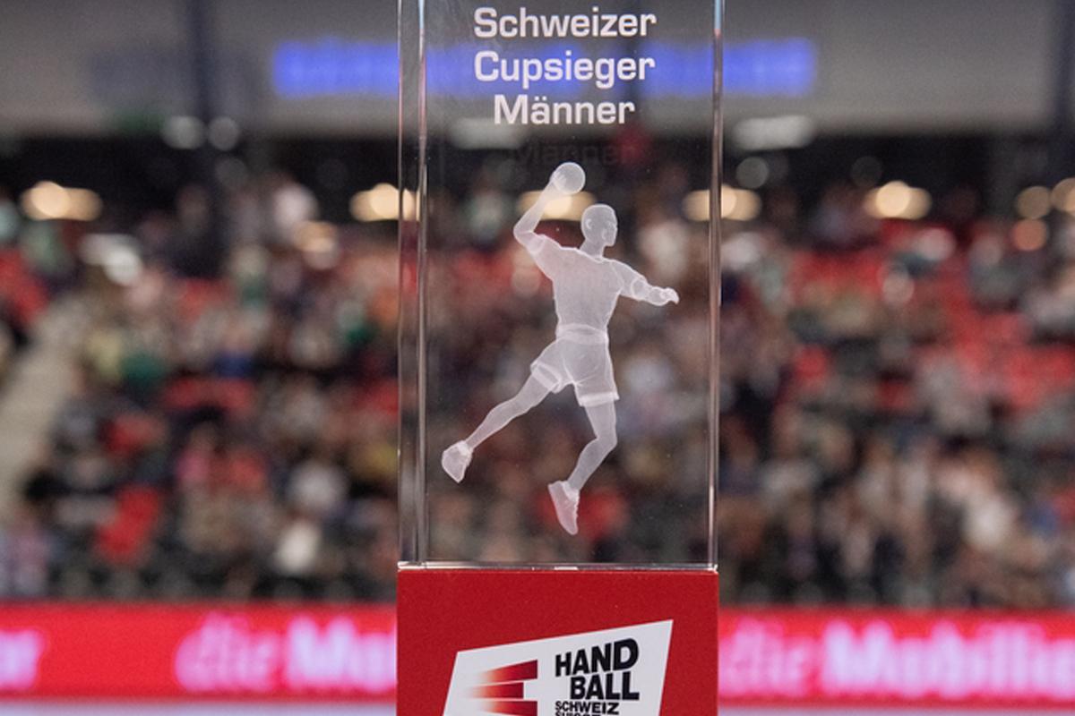 Schweizer Cup-Pokal neu
