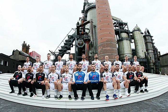 Teamfoto Handball Esch_700x467