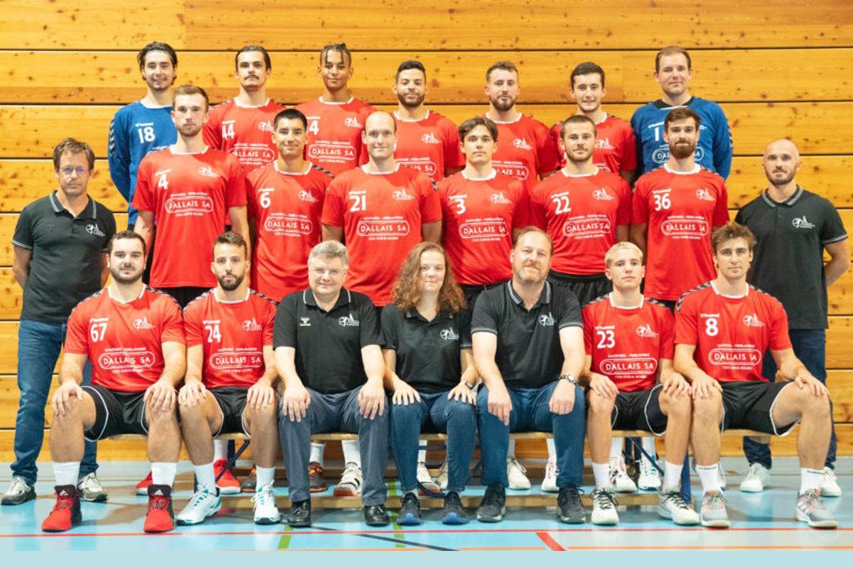 CS Chenois Geneve Handball_2020-21