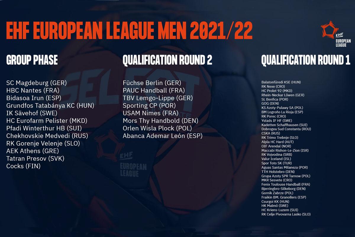 EFF EL_Alle teilnehmenden Teams