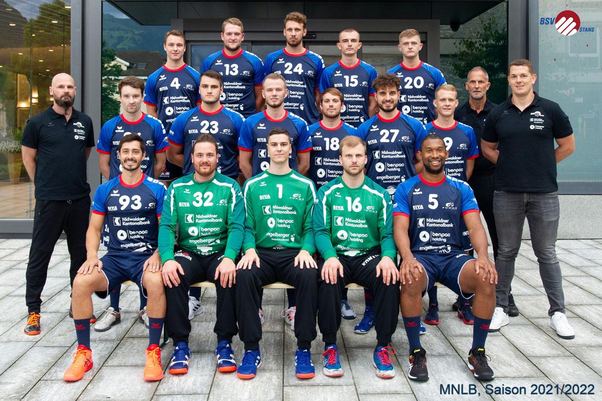 BSV Stans_NLB_Team 2021-22