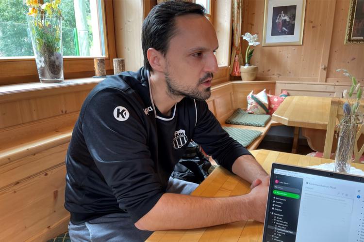 Goran Cvetkovic_Trainer QHL_Team 21