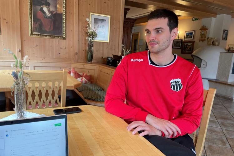 Michal Svajlen_Assistenz-Trainer QHL_Team 21