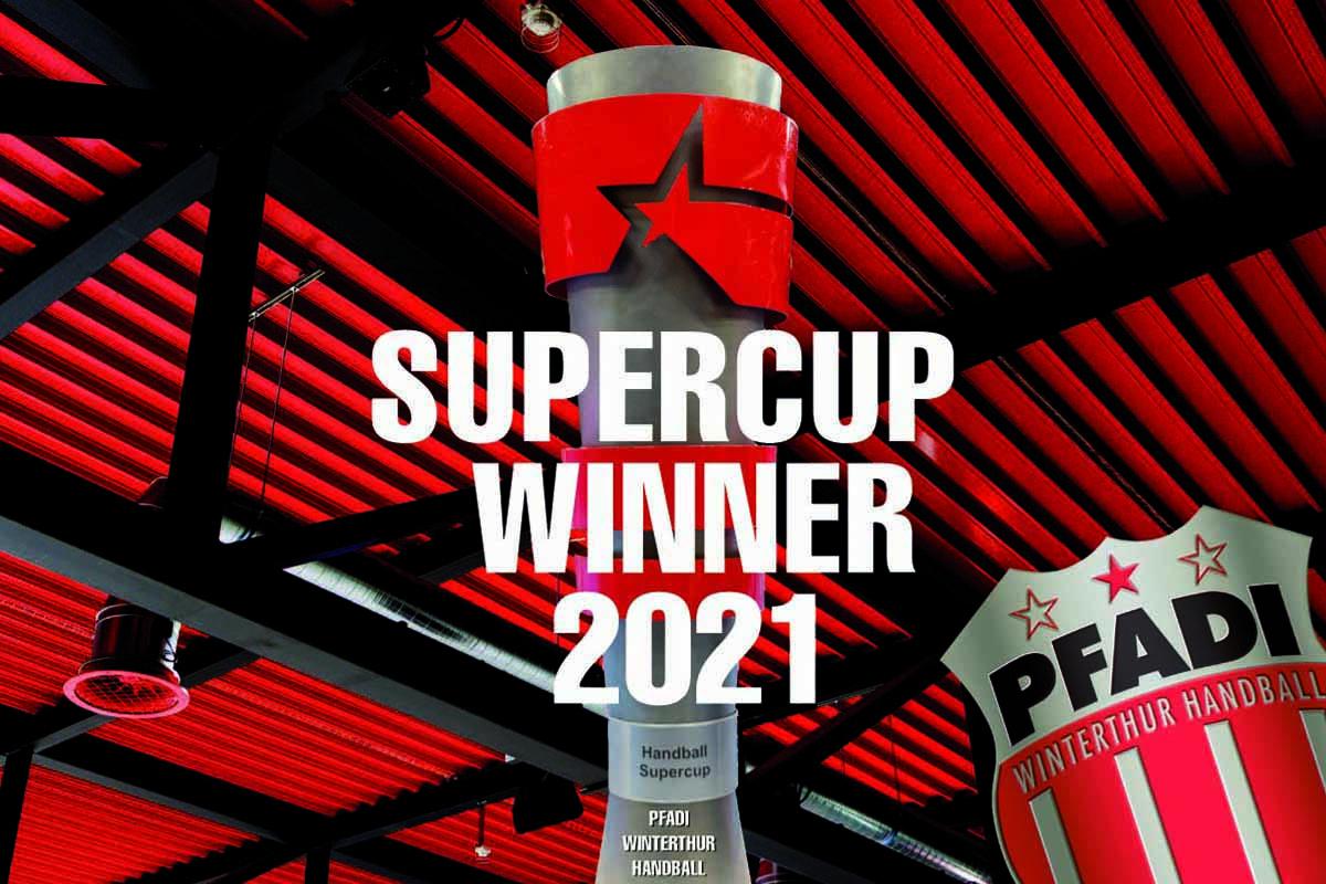 SuperCup Winner 2021_Pfadi Winterthur Handball