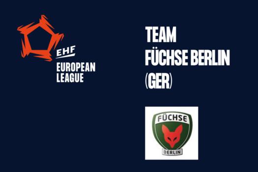 EHF EL_Team Berlin_Logo
