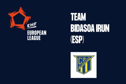 EHF EL_Team Bidasoa_Logo