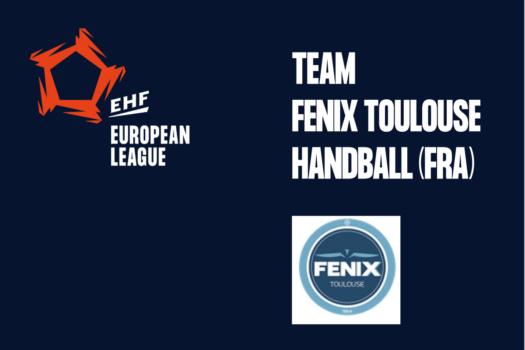 EHF EL_Team Fenix_Logo