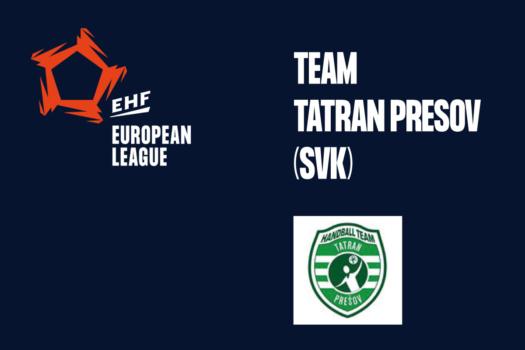 EHF EL_Team Tatran_Logo