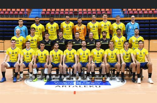 EHF EL_Teambild_Bidasoa Irun_ESP