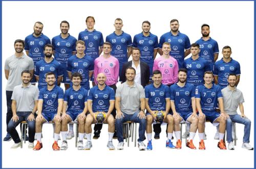 EHF EL_Teambild_Fenix Toulouse HB_FRA
