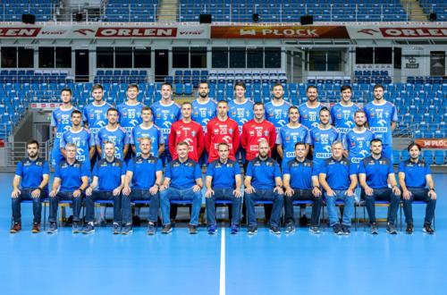 EHF EL_Teambild_Orlen Wisla Plock_POL