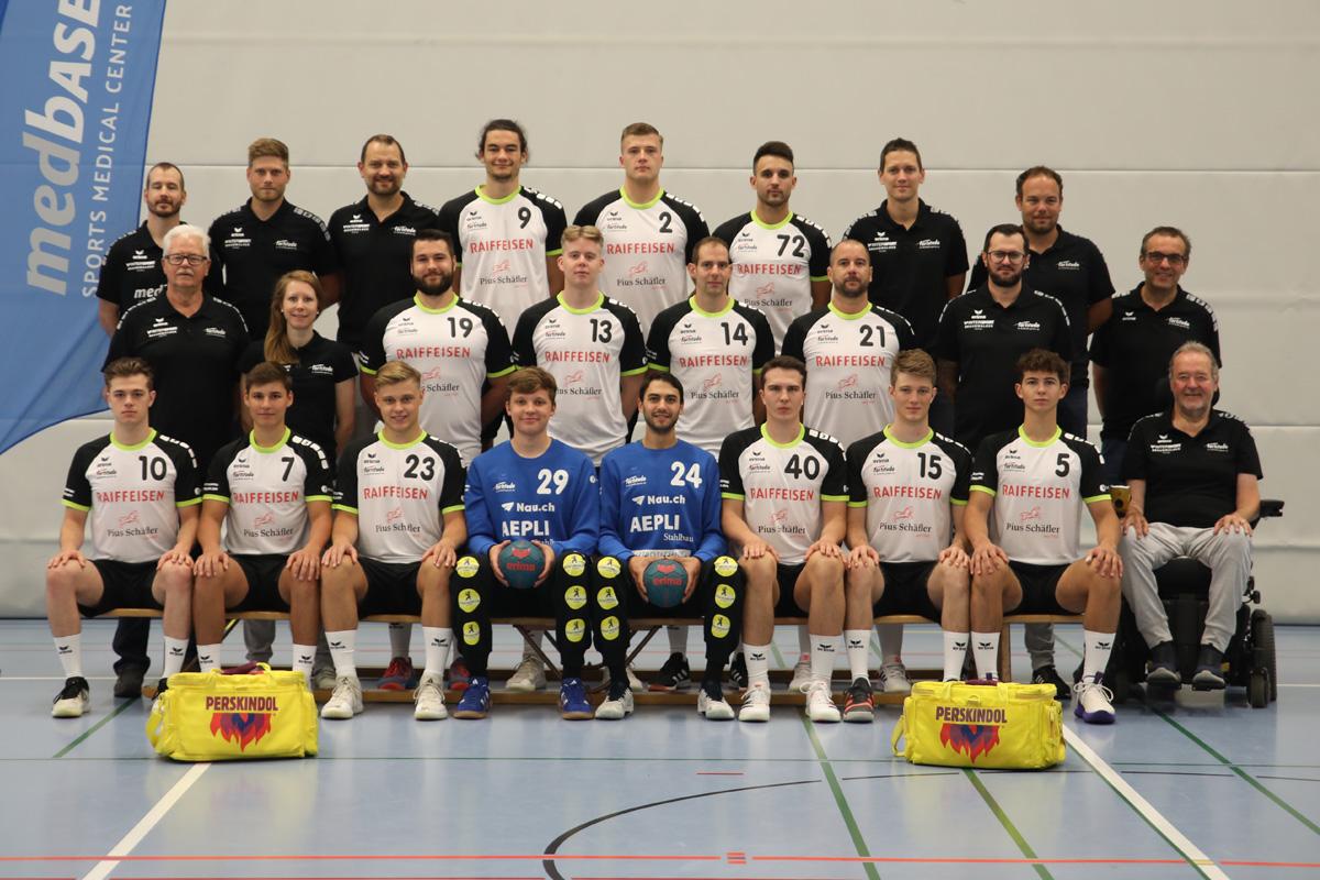 TSV Fortitudo Gossau_Saison 2021-22