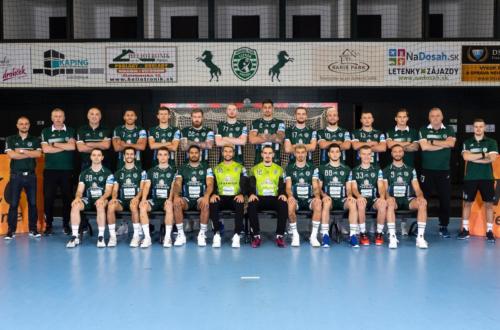 EHF EL_Teambild_Tatran Presov neu_SVK