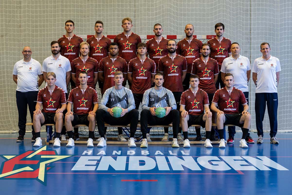 Handball Endingen_NLB_2021-22